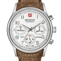 Swiss Military Hanowa 06-4278.04.001.05 Navalus Herren 44mm 10ATM
