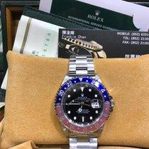 勞力士 (Rolex) GMT Master  紅藍圈 16700