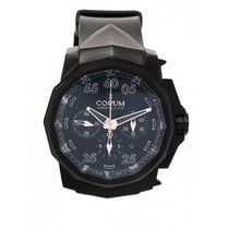 Corum Admirals Cup Challenger 44 Chrono Rubber Limited Edition...