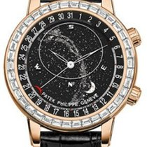 Patek Philippe 6104R-001 Celestial 6104 Mens 44mm Automatic in...