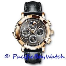 IWC Grande Complications Perpetual Calendar Minute Repeater...