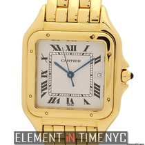Cartier Panthere Collection Panthere 18k Yellow Gold Large Art...
