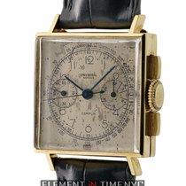 Universal Genève Uni-Compax Compur Vintage Chronograph 18k...