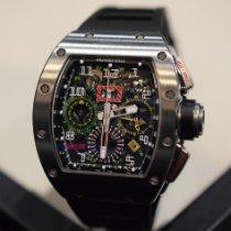 Richard Mille [NEW][RARE] RM 11-02 Titanium GMT
