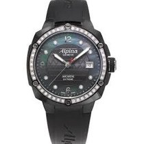 Alpina Avalanche Extreme Black Dial Ladies Watch
