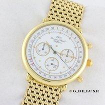 IWC Portofino Chronograph 18K Gold Herrenuhr Ref. 3731