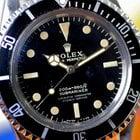 Rolex Submariner 5512 (1964) 4-lines Gilt Dial