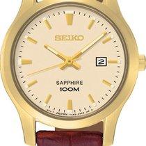 Seiko Classic SXDG66P1 Damenarmbanduhr Klassisch schlicht