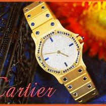 卡地亚 (Cartier) octagon- sharp Santos