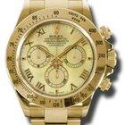 Rolex 18KT Yellow Gold Daytona