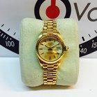 Rolex date just oro sra 6917