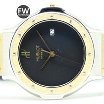 Hublot Classic Medium Steel & Gold