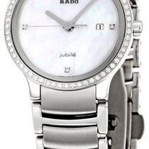 Rado R30936903 Centrix Diamonds Quartz Ladies Watch