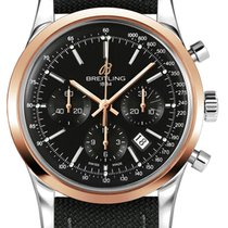 Breitling Transocean Chronograph 43mm ub015212/bc74-1ft