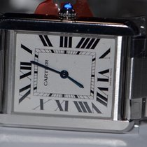 Cartier Tank Solo XL Stainless Steel