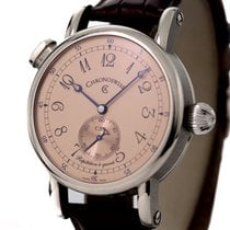 Chronoswiss Repetion A Quarts Ref-CH1641W 18k White Gold Box...