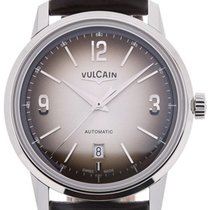 Vulcain 50s Presidents Classic 42 Automatic Brown Dial