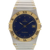 Omega Constellation 18K Yellow Gold 396.1070.1