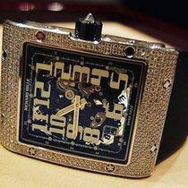 Richard Mille RM 016 18K White Gold Full Set Diamonds
