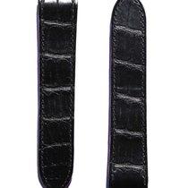 Cartier Santos 100 Alligator leather strap