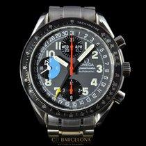 Omega Triple Date MK 40 Schumacher Speedmaster Box & Papers