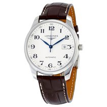 Longines Master Collection Automatic Silver Dial Mens Watch...