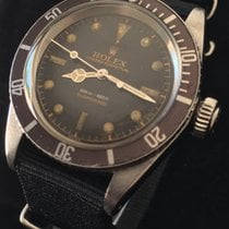 Rolex Submariner 6538 Big Crown Box & Paper