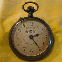 Very rare military pocket watch from the late 19th century –...