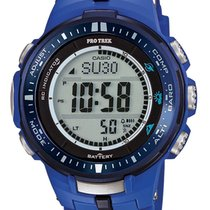 Casio PRW-3000-2BER Pro-Trek Mount Tasman 46mm 10ATM