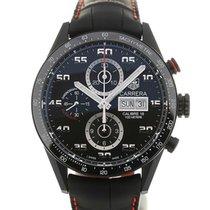 TAG Heuer Carrera 43 Black Chronograph
