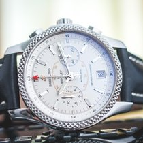 Breitling For Bentley Mark VI steel/platinium