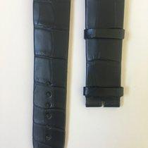 Jaquet-Droz Black Alligator Strap 22 mm