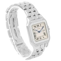 Cartier Panthere Jumbo Stainless Stainless Steel Date Watch...