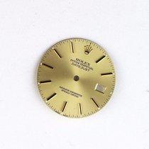 Rolex 36mm Rolex Factory Datejust Stainless Steel Gold /...