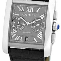 "Cartier ""Tank MC Chrono"" Automatic Strapwatch."