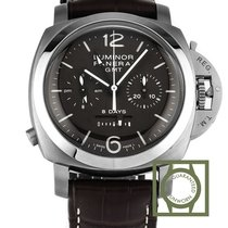 Panerai Luminor 1950 8 Days Chrono Monopulsante Titanium...