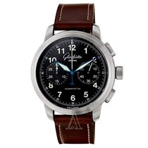 Glashütte Original Men's Senator Navigator Chronograph Watch