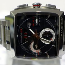 TAG Heuer Monaco LS Linear System Steel Chronograph - CAL2110....