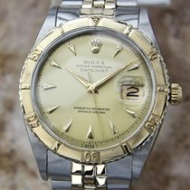 Rolex Thunderbird Reference 1625 Gold And Stainless Steel 1948...