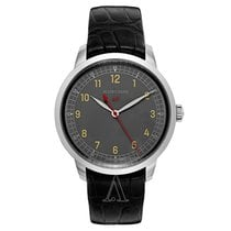 JeanRichard Men's 1681 Ronde Central Second Watch