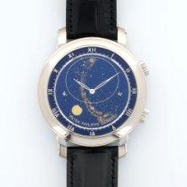 Patek Philippe White Gold Celestial Ref. 5102G