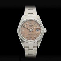Rolex Date Stainless Steel Ladies 79190