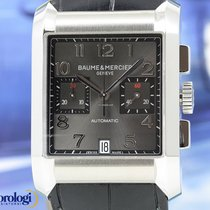 Baume & Mercier Hampton XL Chronograph Mens Watch Black...
