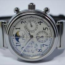 IWC da Vinci Perpetual Ewiger Kalender Mondphase