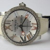 Locman Toscano day-date  diamonds bezel