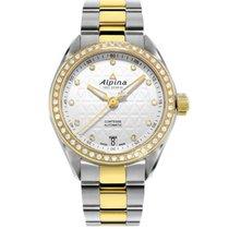 Alpina Comtesse Diamonds Automatic Ladies Watch