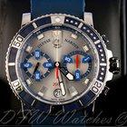 Ulysse Nardin Maxi Marine Diver Chronograph Blue 8003-102