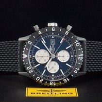 Breitling CHRONOLINER GMT Aero-Classic-Kautschukband