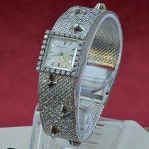 Jaeger-LeCoultre 18Kt. 0,750 W.Gold mit Diamanten 0,96Ct.