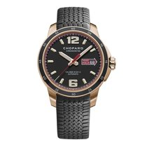 Chopard Classic Racing Mille Miglia Rose Gold Ref 161295-5001
